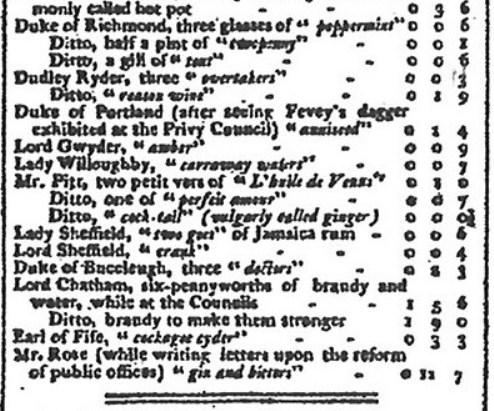 Cocktailin historia järistyksen kourissa
