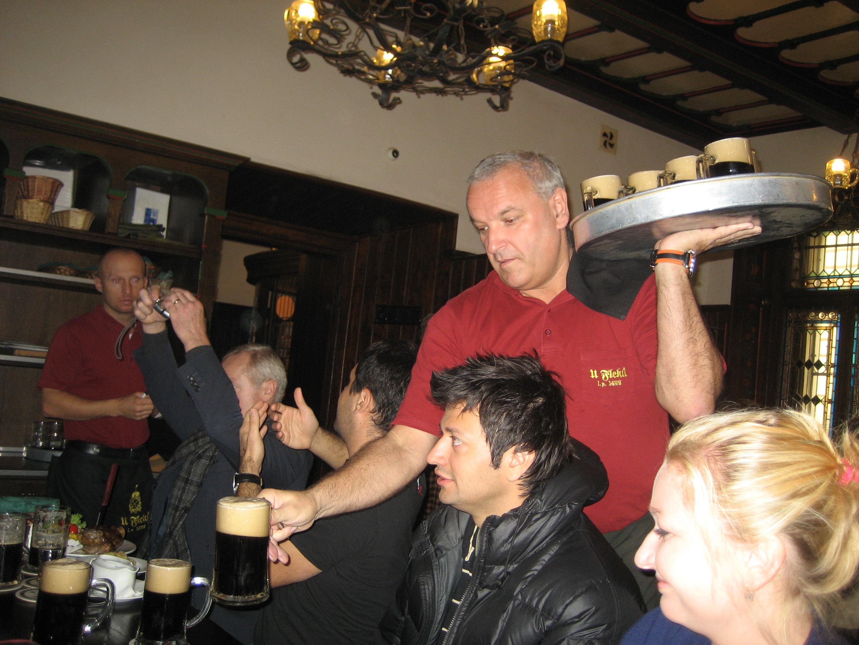 U Fleků – olutta koko Prahalla osa 2