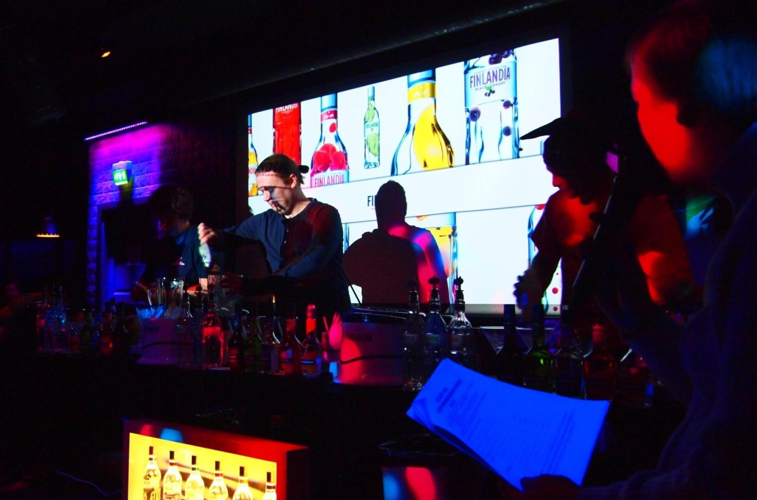 Levin drinkkimestari 2012