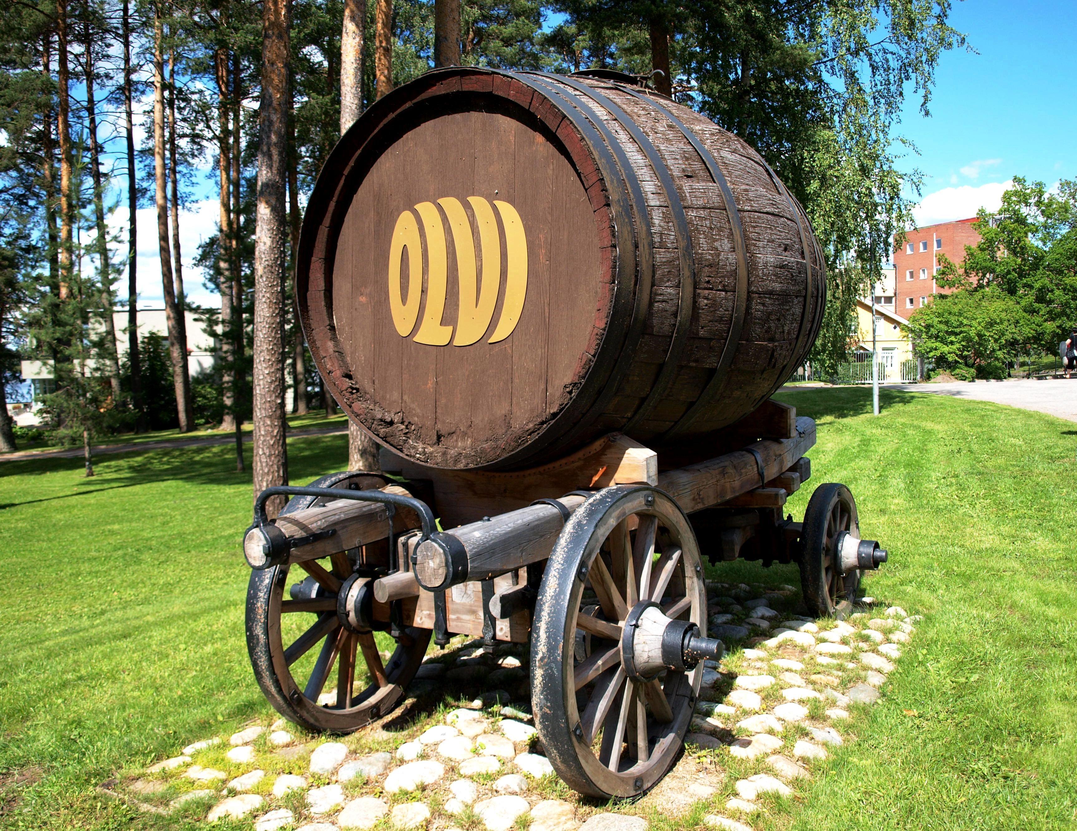Positiivisesti suomalaista olutta