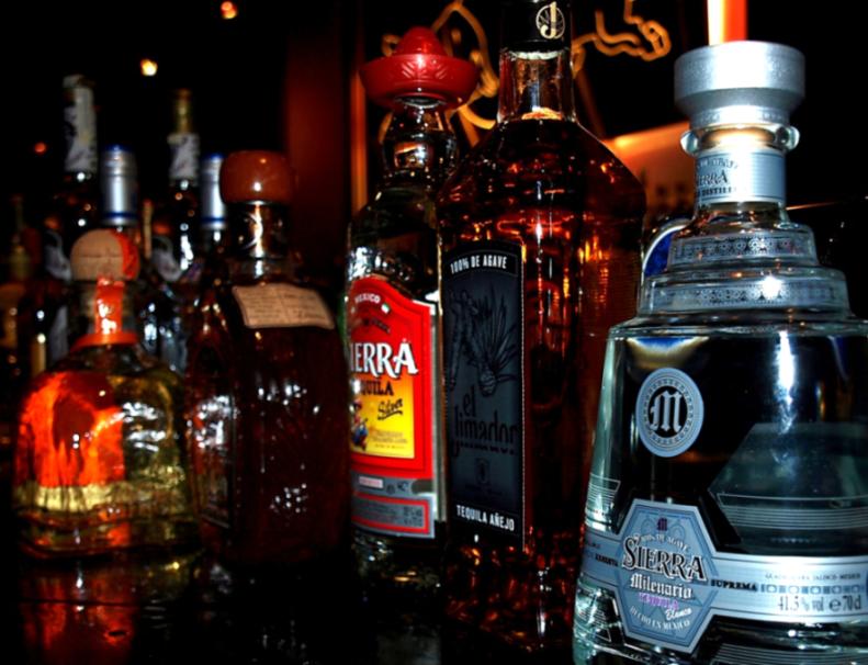 F.B.S.K. Lapin Tequila Tasting Sierran juhlaa
