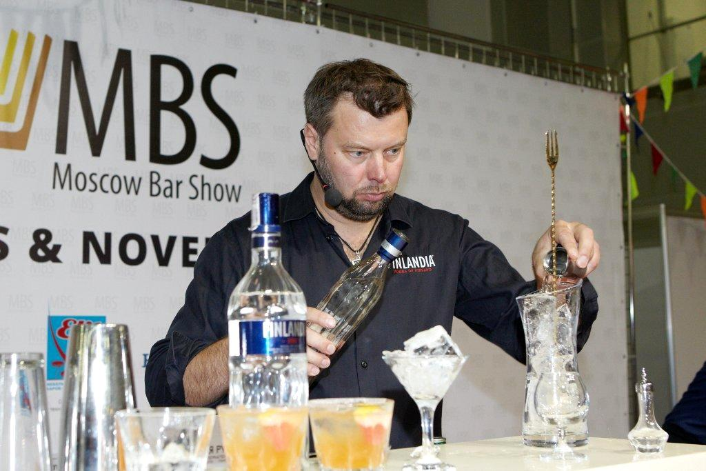 Moscow Bar Show 2012