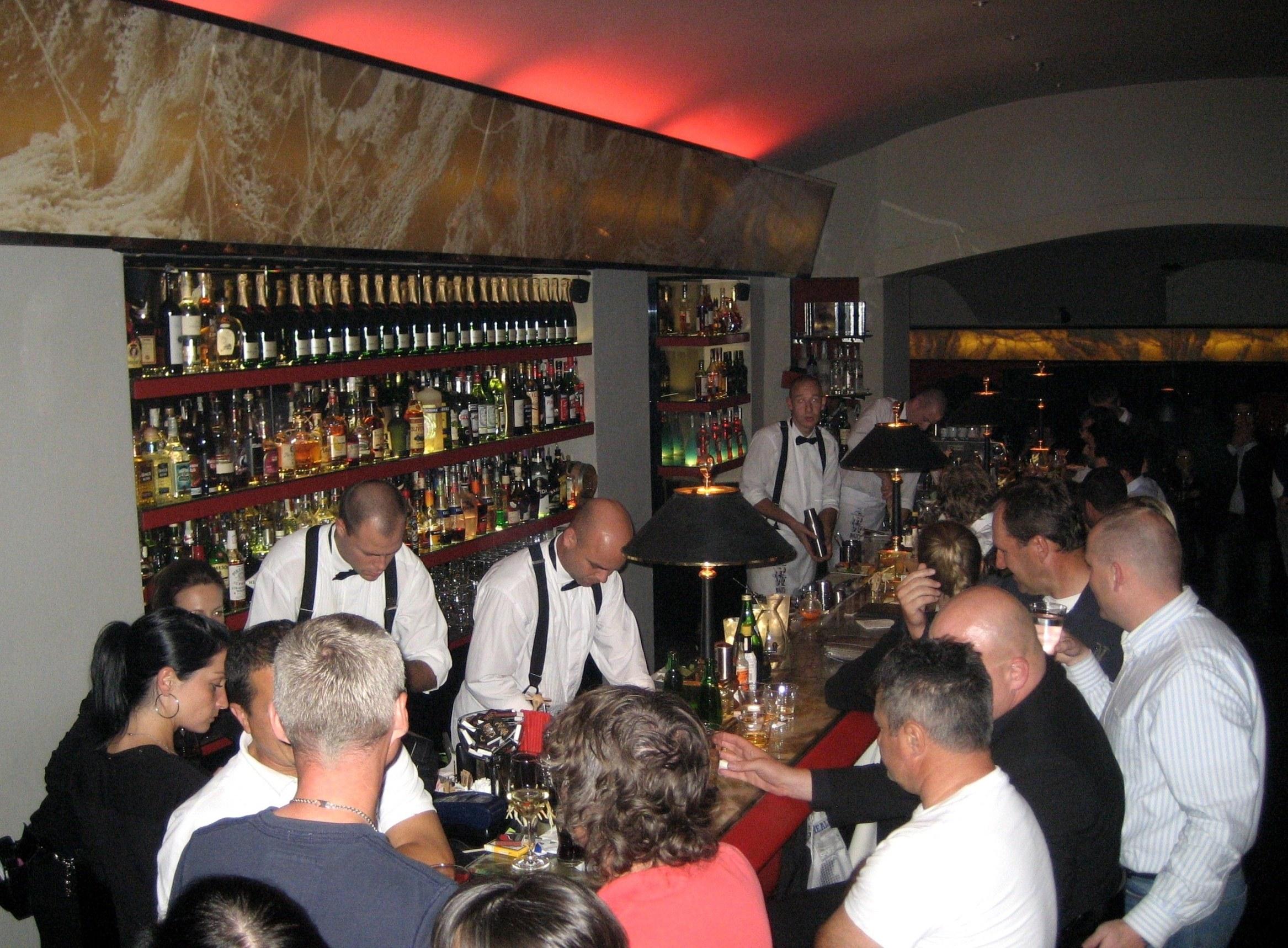 Prahan yössä – Living cocktails