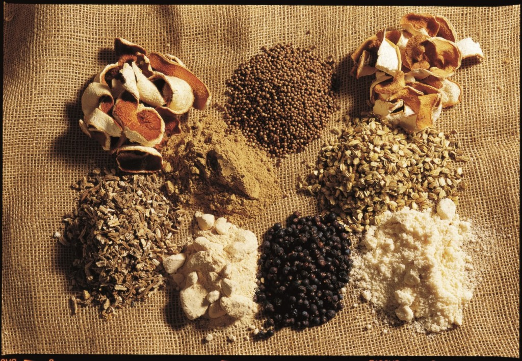 3 Beefeater Gin ingredients