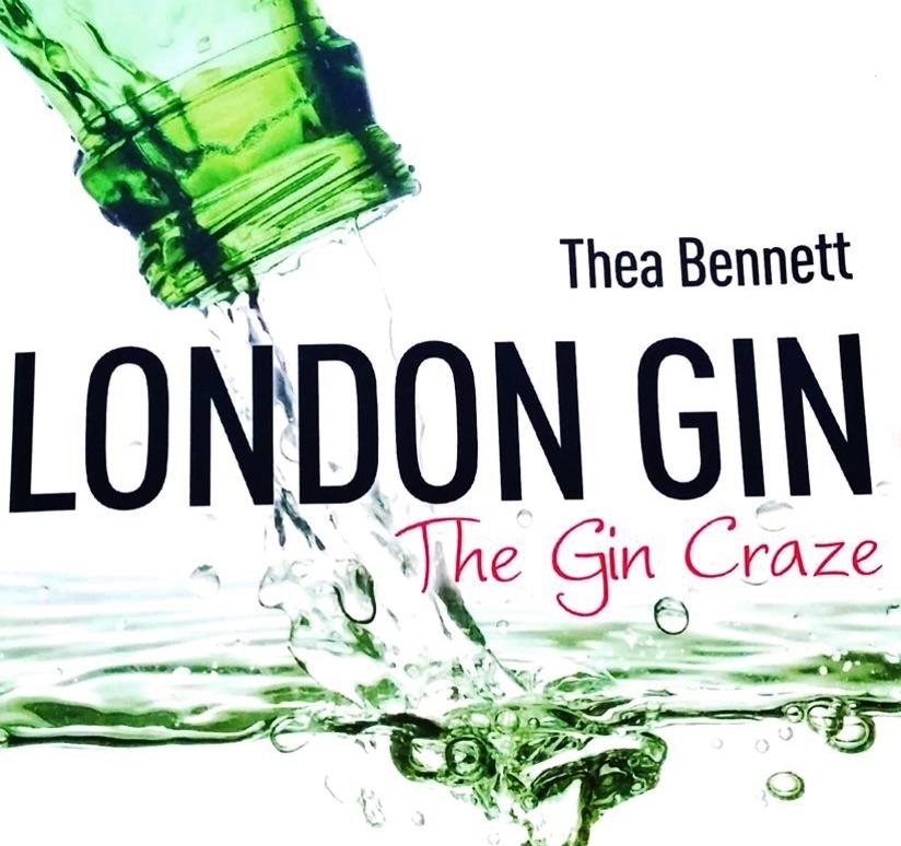 ginin värikäs menneisyys ja trendikäs nykyisyys