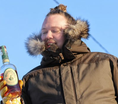 Michter`s goes Arctic
